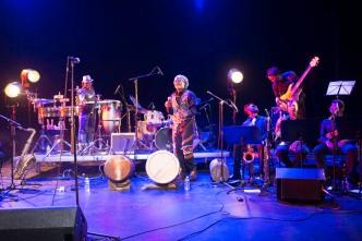 "concert de ""Kelin Kelin orchestra"" au theatre berthelot, big band , ensemble, Brice Wassy batterie, lead, claquettes sax t, Jacques Elangué sax t, lead, giovanni hector, trombonne, Abbe Ngayihi piano, sebastien richelieu basse, kayou roots sax t, sopr, rodolphe lauretta sax alto, roger kom sax alt, ronald baker trp, ben labejol sax baryton,flute, mark sims, trombone., charlotte wassy, chant, ,,,,, guitare, ,,,,chant, percus,,,,francois esendy,;;;"