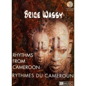 rythmes-du-cameroun-brice-wassy-livre-cd